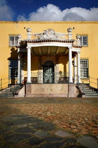 De Kat Balcony, Castle of Good Hope