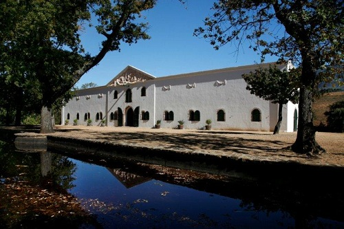 The Cloete Cellar at Groot Constantia on the Constantia Wine Route