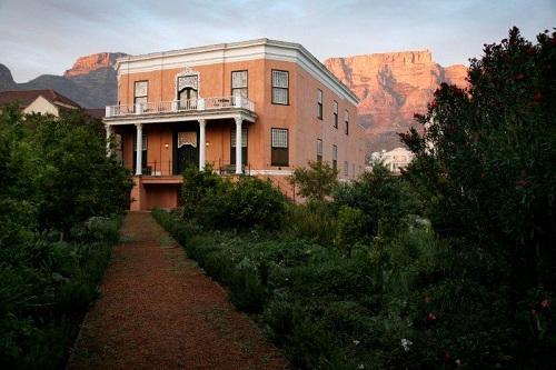 The Rust en Vreugd Museum, Cape Town