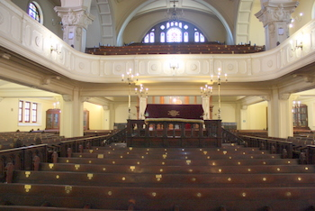 The Great Synagogue at The South African Jewish Museum, Cape Town