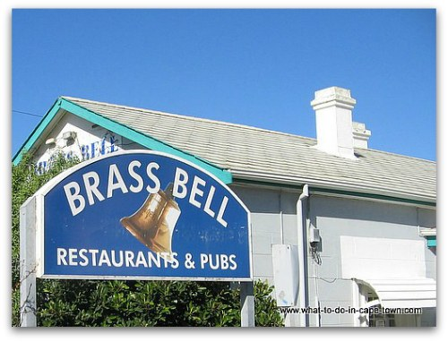 Brass Bell Restaurant in Kalk Bay, Cape Town