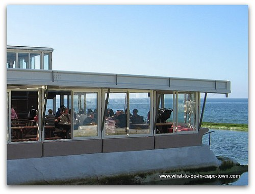 Brass Bell Restaurant in Kalk Bay, Cape Town