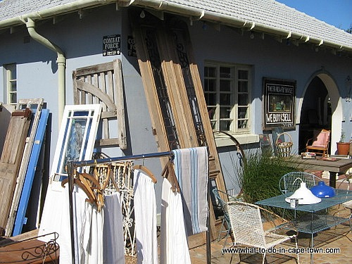 The Railway House in Kalk Bay, Cape Town