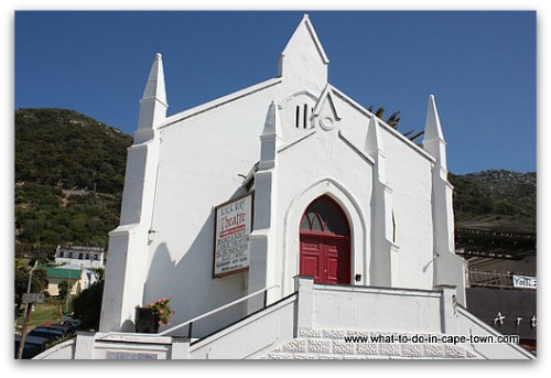 Cape Town Theatre venues - Kalk Bay Theatre