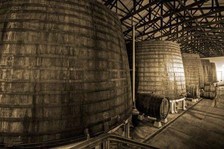 Large Vats, KWV Wine Emporium, Cape Town Wine, Cape Town