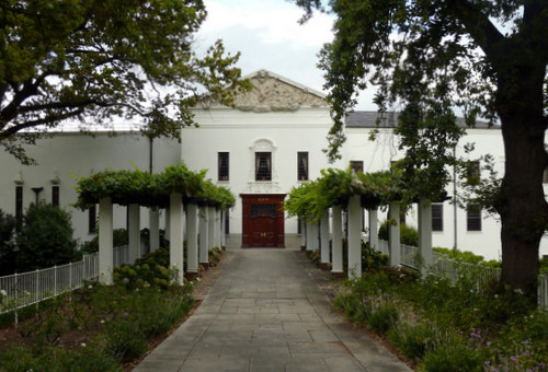 KWV Head Office, Paarl
