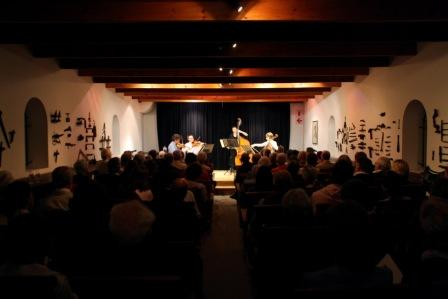 Concert at La Motte Wine Estate