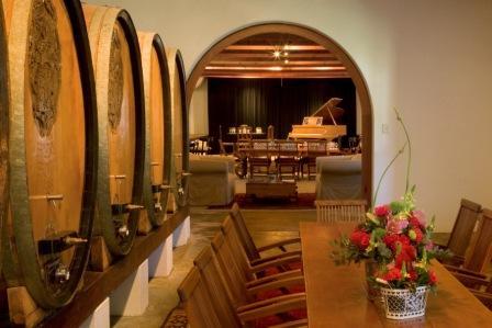 La Motte Wine Estate on the Franschhoek Wine Route, Cape Winelands