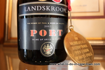 Port, Landskroon Estate, Paarl Wine Route, Cape Town