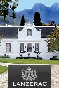 Lanzerac Manor, Stellenbosch