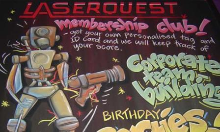 Laserquest, Cape Town Kids, Cape Town