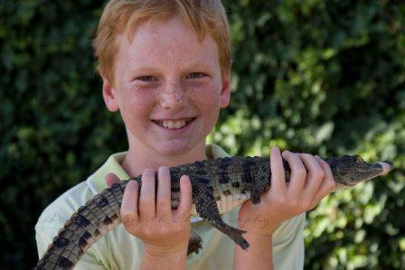 Le Bonheur Crocodile Farm, Cape Town Kids, Cape Town