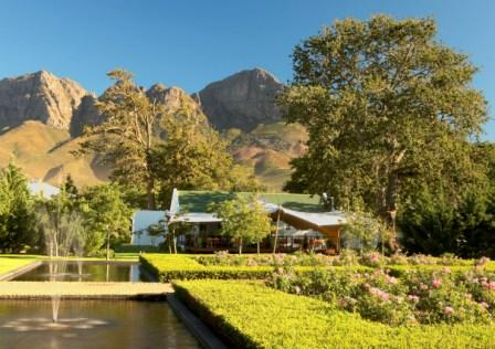 Lourensford Estate, Stellenbosch Wine Route, Cape Town
