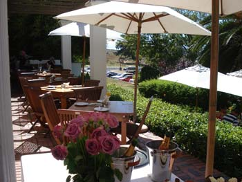 Meerendal Restaurant, Cape Town Helicopters