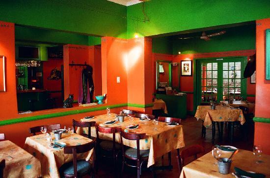 Miller's Thumb, Cape Town Restaurants