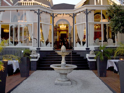 The Opal Lounge, Cape Town Restaurants