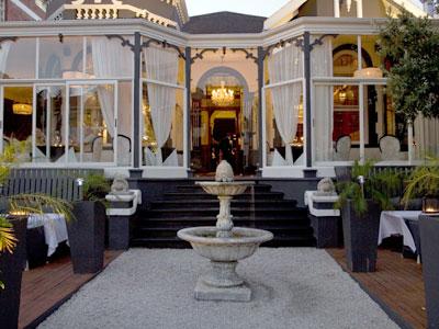 The Opal Lounge, Cape Town Restaurants