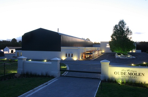 Oude Molen Distillery on the Elgin Wine Route, Cape Winelands