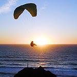 Paragliding, Cape Town