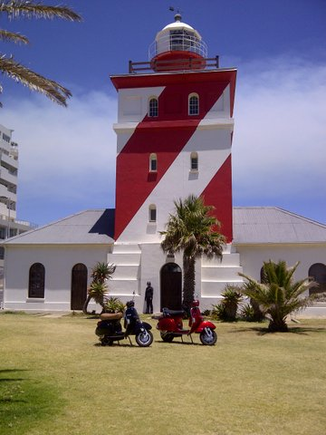 Cape Town Lighthouses - Green Point (aka Mouille Point)
