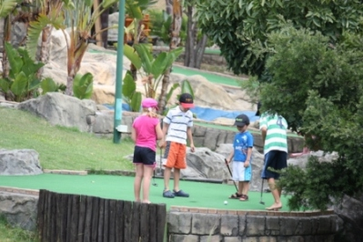 Putt Putt, Mini Golf, Cape Town Kids, Cape Town
