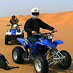 Quadbiking, Cape Town
