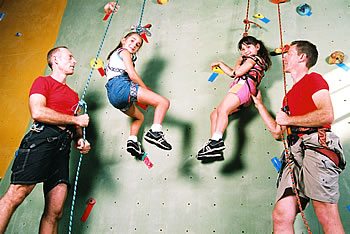 Indoor Rock Climbing, Cape Town Kids, Cape Town
