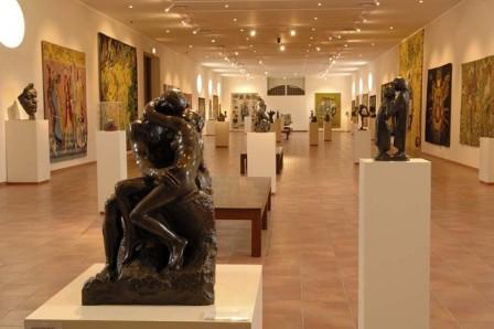 The Rupert Museum, Stellenbosch