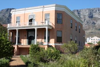 Rust en Vreugd, Cape Town