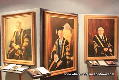 Chancellors Room, Sasol Art Museum / US Art Museum, Stellenbosch, Cape Town