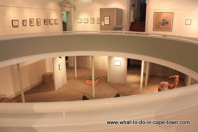 Centre Room, Sasol Art Museum / US Art Museum, Stellenbosch, Cape Town