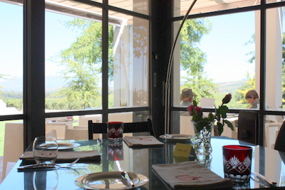 Cuvee Restaurant, Simonsig Estate, Stellenbosch Wine Route, Cape Town