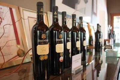 Award Winning Wines, Simonsig Estate, Stellenbosch Wine Route, Cape Town