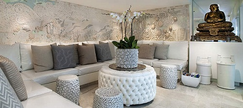 Cape Town Spas and Wellness Centres - The Spa at The Twelve Apostles Hotel