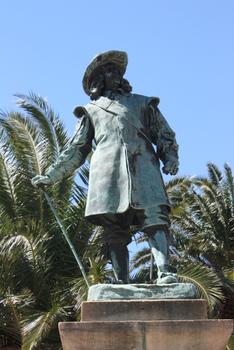 Jan Van Riebeeck, Cape Town Statues