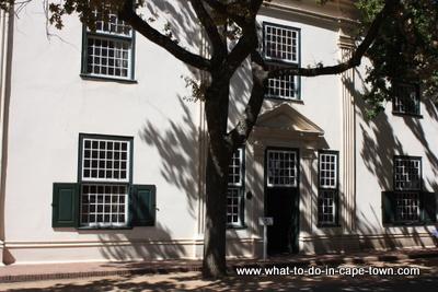 Grosvenor House, Stellenbosch Village Museum