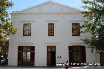 OM Bergh House, Stellenbosch Village Museum