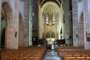 St Georges Cathedral, Cape Town