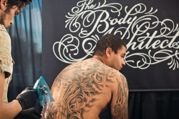 Tattoo Expo, Activities in January in Cape Town