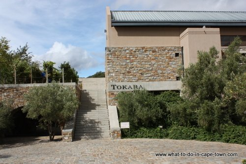 Tokara Winery, Stellenbosch Wine Route