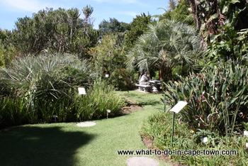 US Botanical Garden, Stellenbosch