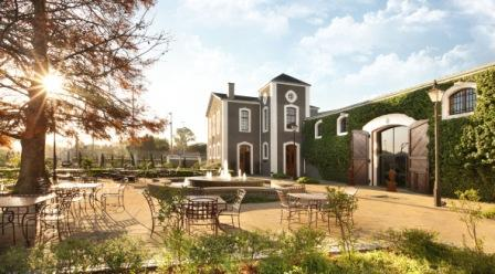 Van Ryn Brandy Distillery, Stellenbosch