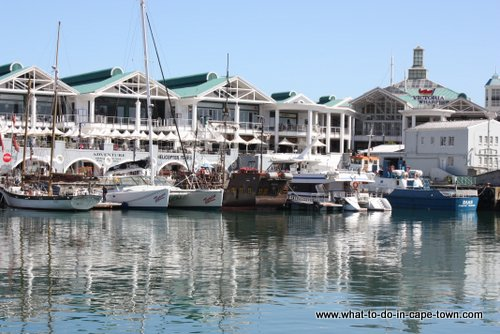 Victoria Wharf Shopping Centre, V&A Waterfront, Cape Town Shoppin