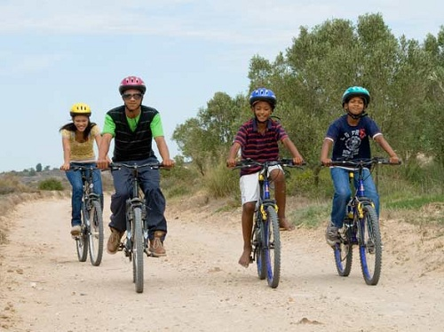Mountain Bike Trail at West Coast Fossil Park