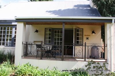 Avalon Cottage, Alluvia Boutique Winery, Stellenbosch Wine Route, Cape Town