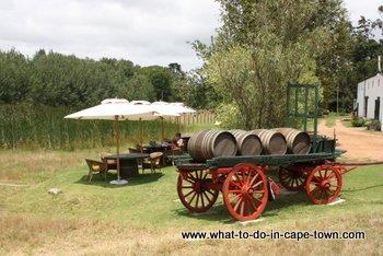 Altydgedacht, Durbanville Wine Rout