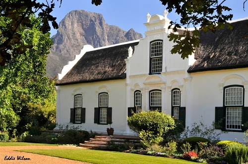 The Manor House at Boschendal Wine Estate