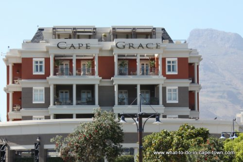 Cape Grace Hotel - V&A Waterfront, Cape Town
