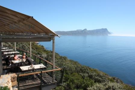 Restaurant at Cape Point Nature Reserve