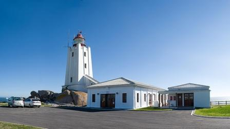 Cape Town Lighthouses - Cape Columbine